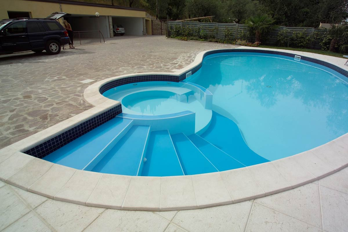 Essedue piscine immagini piscine gorizia e trieste - Foto di piscine interrate ...